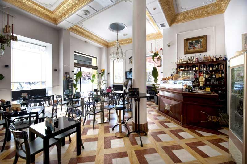 Кафе Помпеи