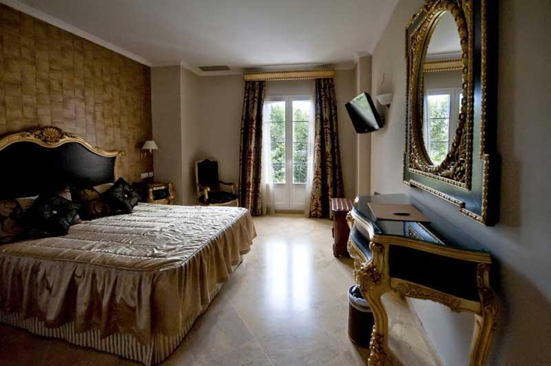 Camera di albergo nel centro di Siviglia