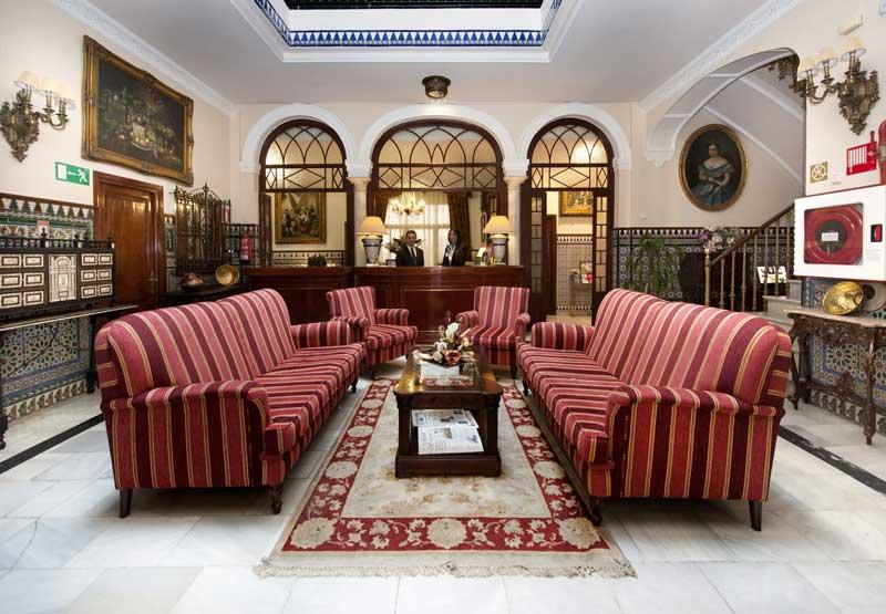 Hotel in Seville