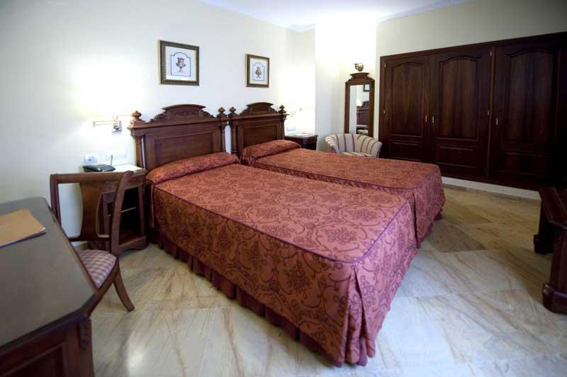 Hotelzimmer in Sevilla