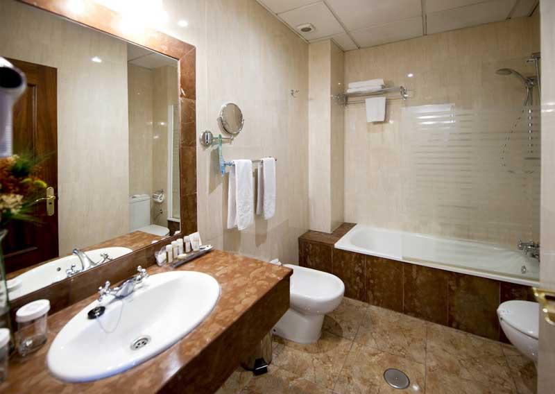 Hotelzimmer Sevilla