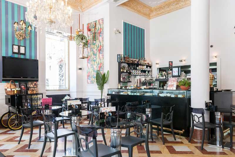 Pompeia Café Seville