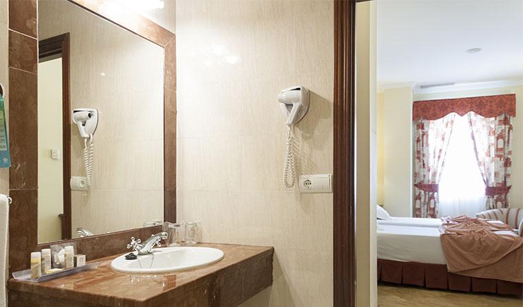 Servicios de hotel Sevilla