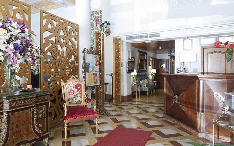 Servicios hotel Sevilla