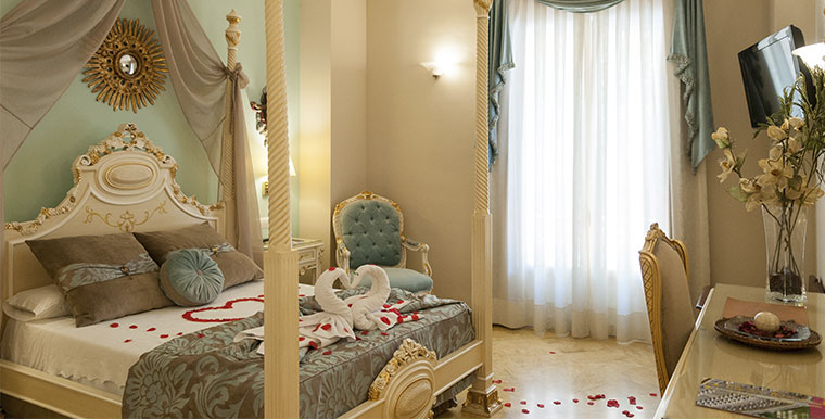 Servicios hoteles Sevilla