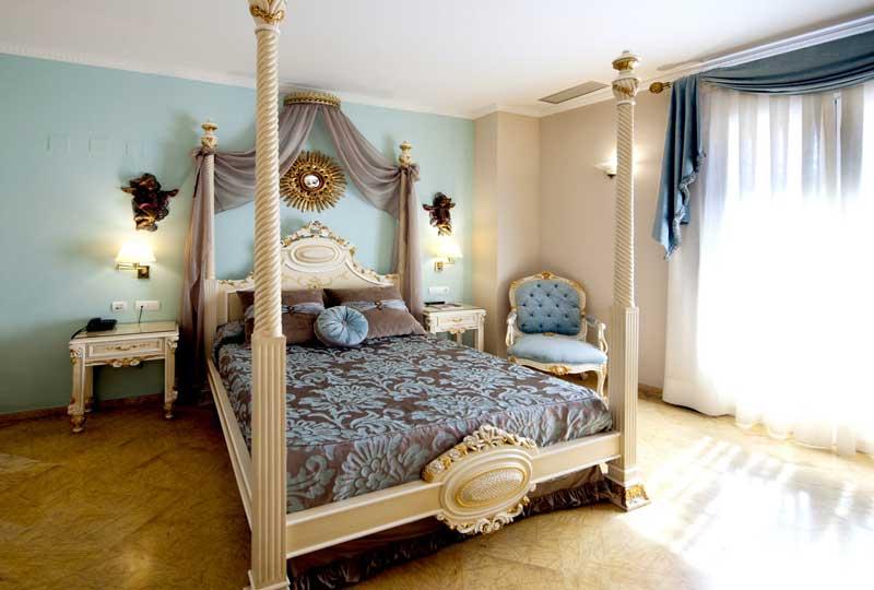 Sevilla camera d'albergo