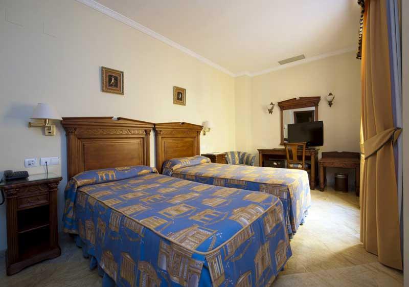 Sevilla Hotelzimmer Standard