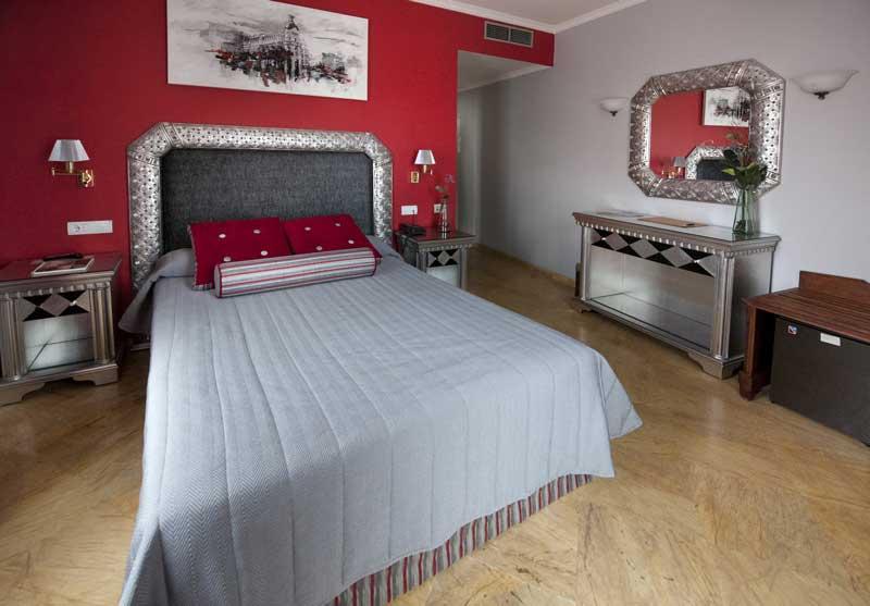 Sevilla Hotelzimmer Superior Deluxe