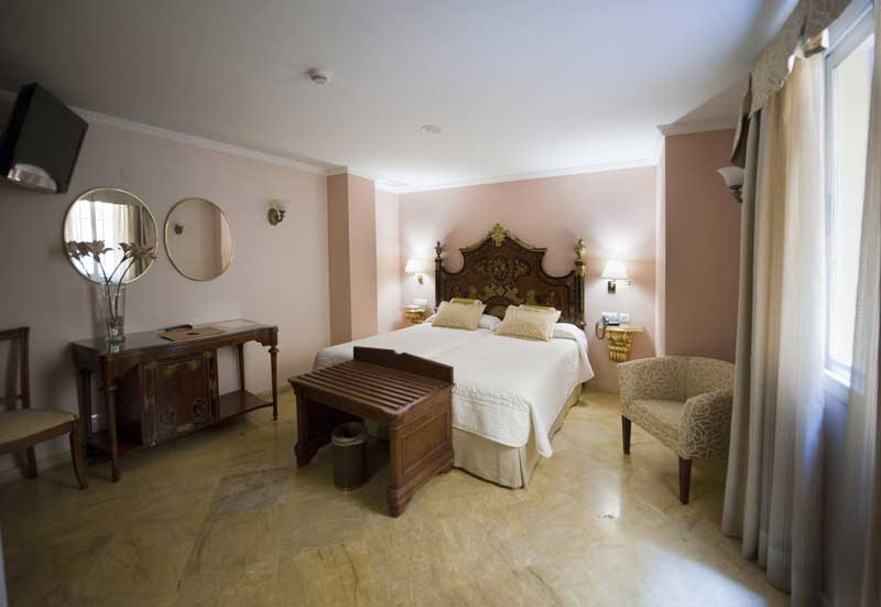 Seville Hotel Standard Room