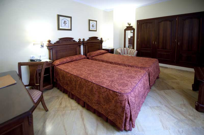 Standard Chambres d'hôtel sur Séville