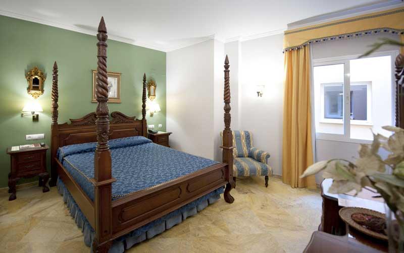 Standard Hotel Zimmer in Sevilla
