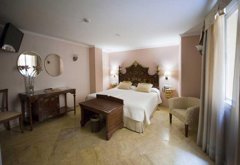 Standard-Zimmer Hotel Sevilla