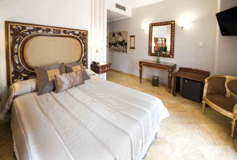 Superior camera d'albergo di lusso a Siviglia