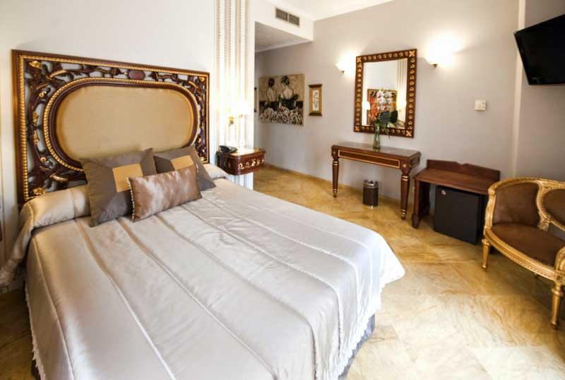 Zimmer-Hotel Zentrum von Sevilla
