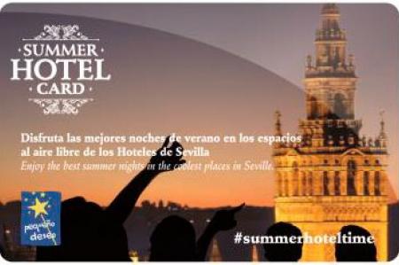 Summer Hotel Card 1364