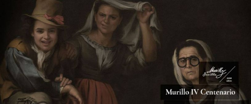 Murillo IV Centenary Exhibition in Seville