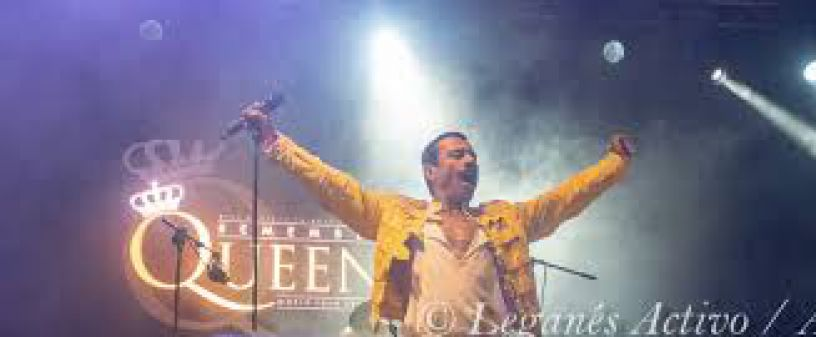REMEMBER QUEEN IN SEVILLA