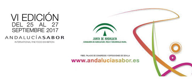 ANDALUCIA SABOR 2017 (INTERNATIONAL FINE FOOD EXHIBITION)