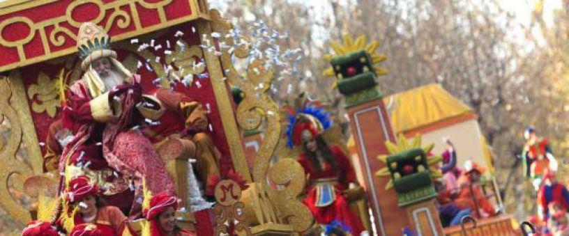Парад волхвов состоится 5 января 2010 года.