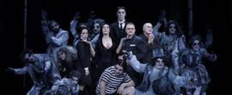 THE ADDAMS FAMILY, THE BROADWAY MUSICAL