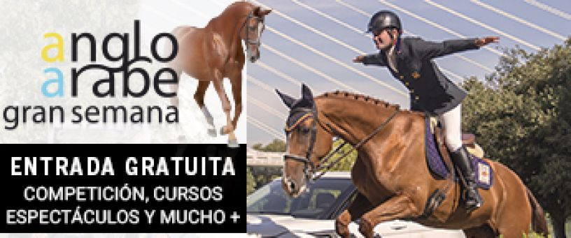 Great Week of the Anglo-Arabian Horse of Seville