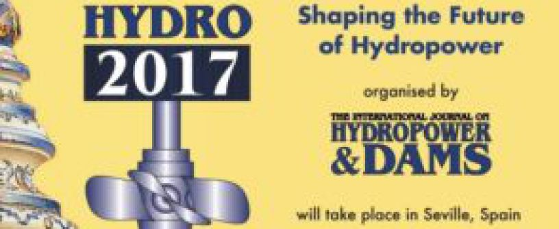 HYDRO CONFERENCE 2017