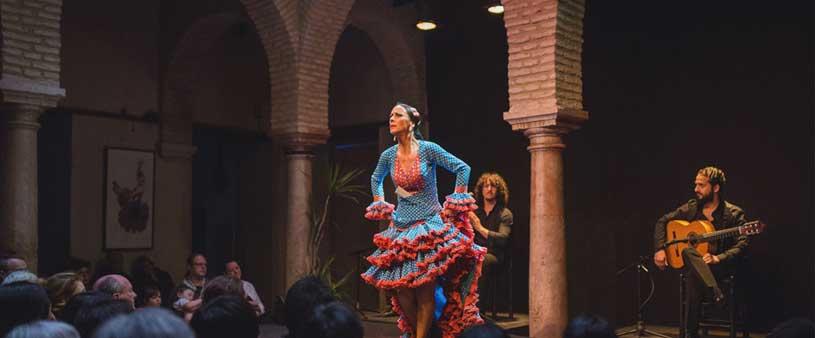Museo Del Baile Flamenco.Museo Del Baile Flamenco En Sevilla