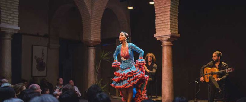 Museum of flamenco dance in Seville