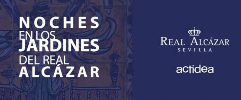 Night concerts in Alcázar - Seville 2018