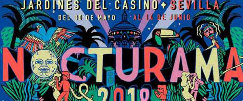 Mexican Institute of Sound in Nocturama 2018 Seville