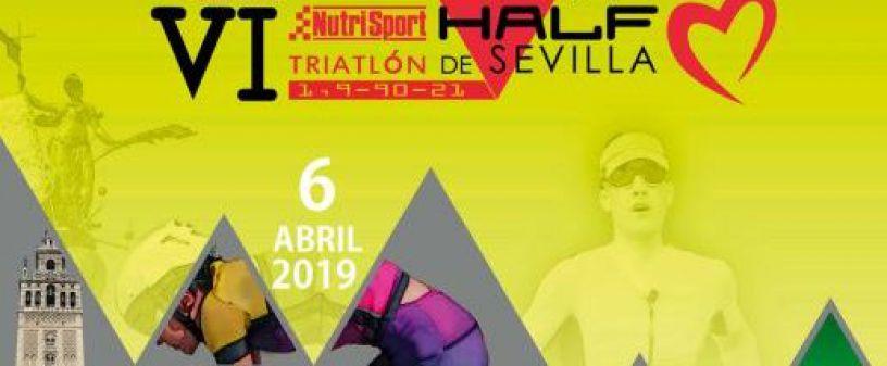HALF TRIATLON DE SEVILLA 2019