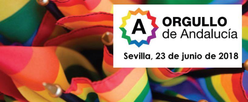 Gay Pride (LGTBI) in Seville 2018