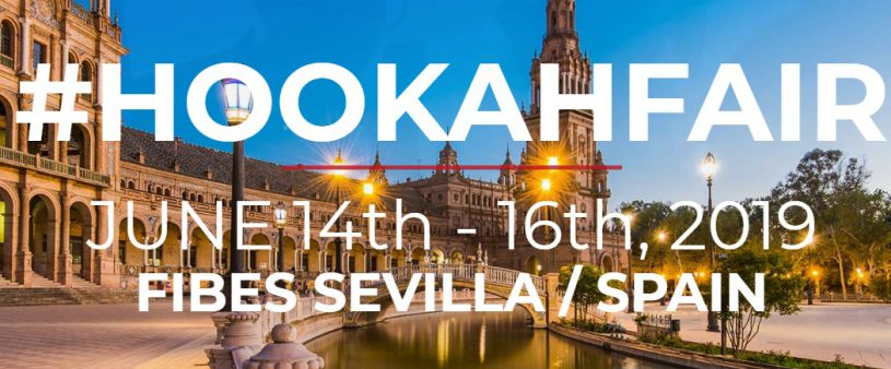 Hookah Fair in Seville 2019