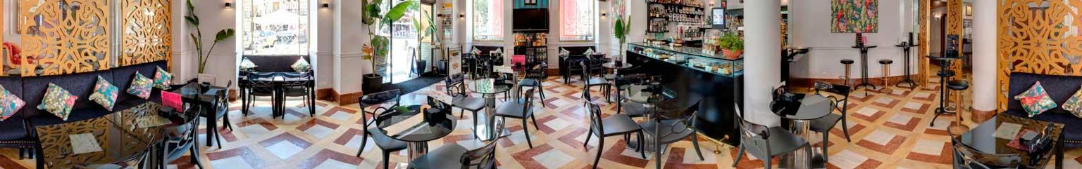 Pompeia Café Sevilla
