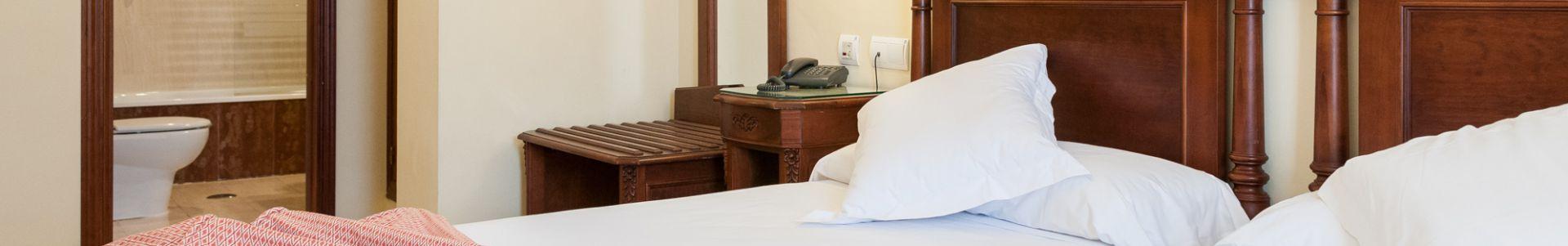 Seville Monumental Hotel Room