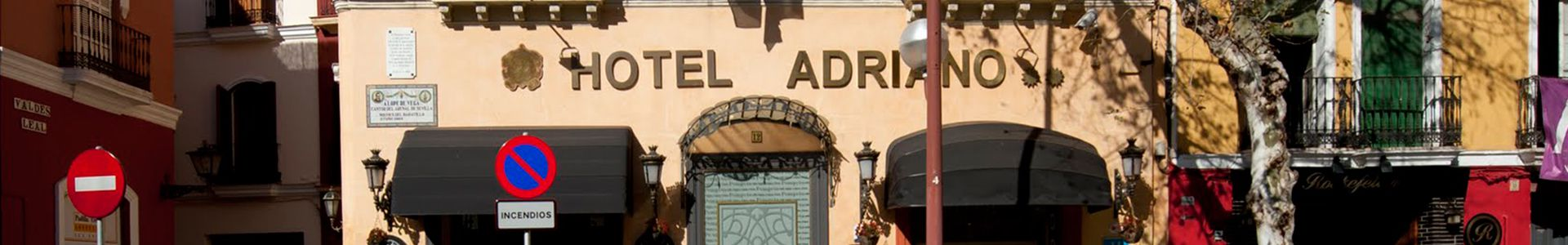 Hotels in Sevilla Zentrum