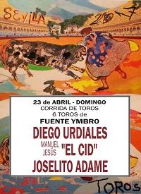 Toros en la Maestranza de Sevilla