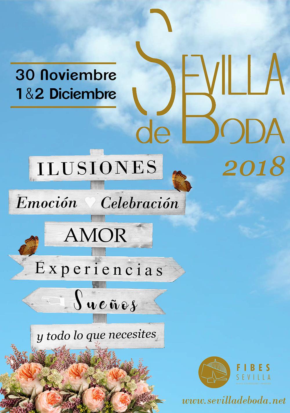 Sevilla de Bodas 2018 in Fibes Seville
