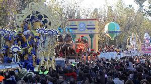 Cabalgata de Reyes 2016
