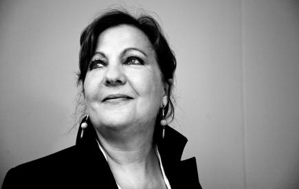 Carmen Linares en el Teatro de la Maestranza de Sevilla