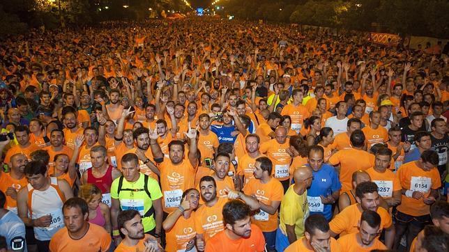 Guadalquivir Night Run Seville 2017