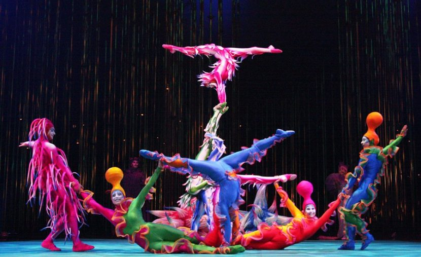 Cirque du Soleil torna a Siviglia