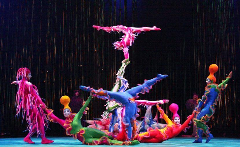 Cirque du Soleil kehrt nach Sevilla
