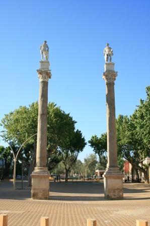 La Alameda de Hércules - Centro histórico de Sevilla