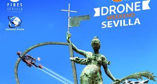 Drones Messe-Sevilla-Weltmeisterschaft