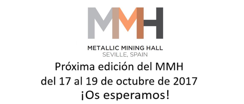 II Salón Internacional de Minería Metálica MMH Sevilla 2017