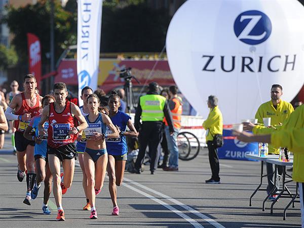 Севилья марафон 2016