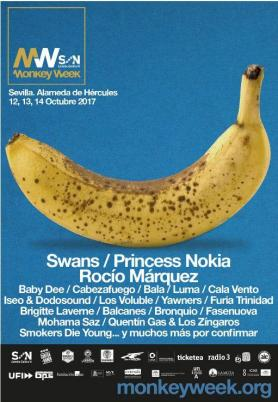 Monkey Week Sevilla 2017
