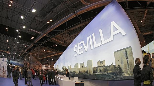 Sevilla en FITUR 2018