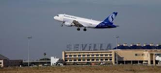 Севилья усиливает свои воздушные связи с Франкфурта, Мюнхена и Парижа